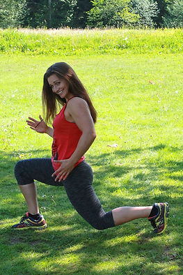 Personal trainer in Langley BC