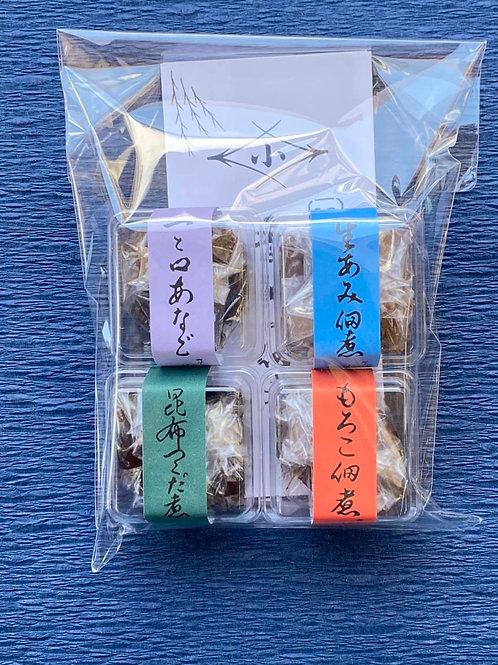 小松屋の佃煮(1)4種セット