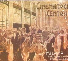 Cinematografo centrale particolare coper