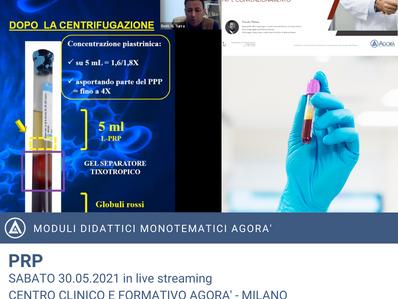 PRP - Recap corso monotematico 29.05.2021