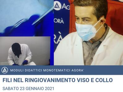 FILI NEL RINGIOVANIMENTO DI VISO E COLLO - Recap corso monotematico del 23.01.2021