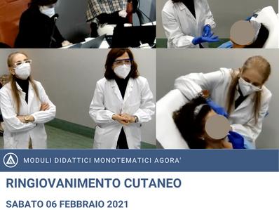 RINGIOVANIMENTO CUTANEO - Recap corso monotematico 06.02.2021