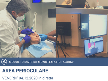 AREA PERIOCULARE - Recap Corso Monotematico 04.12.2020