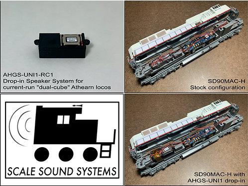 "Athearn Genesis/RTR ""Dual-Cube"" Universal"