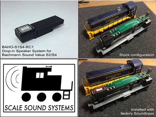 Bachmann Sound Value S2/S4
