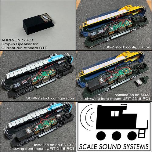 Athearn RTR Universal SD39/40-2 (current-run)