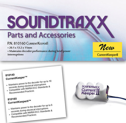 Soundtraxx CurrentKeeper II