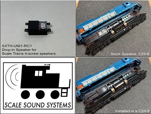 Scale Trains Universal #1