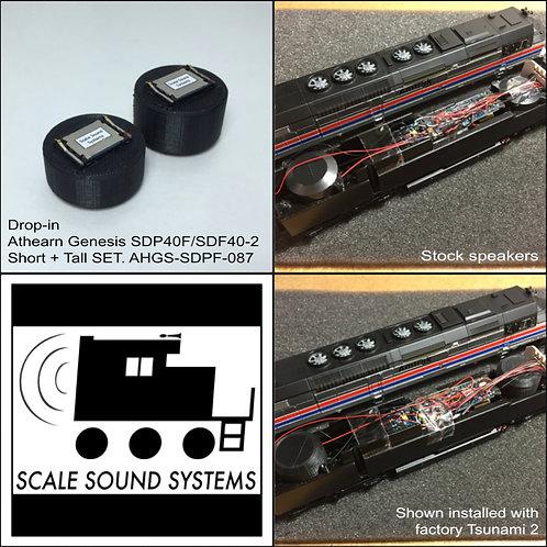 Athearn Genesis SDP40F/SDF40-2