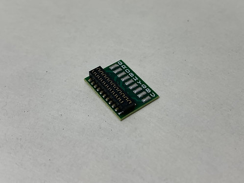 TCS 21-Pin Female Hardwire Adapter Board