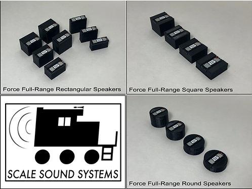 Force Full-range