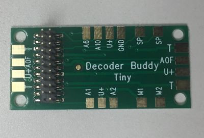 Nix Trainz Decoder Buddy Mini