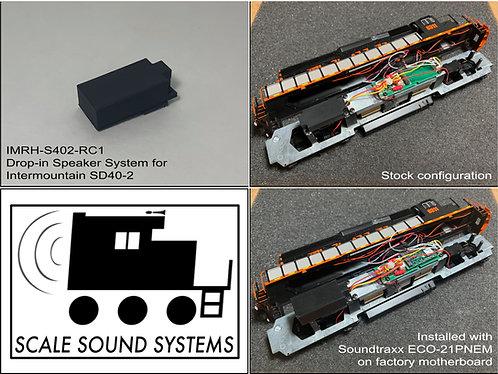 Intermountain SD40-2