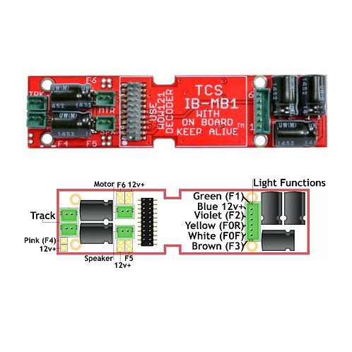 TCS IB-MB1 Motherboard