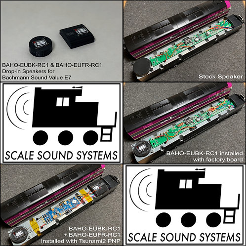 Bachmann Sound Value E7