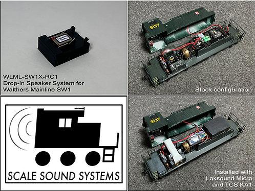 Walthers Mainline SW-1