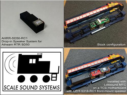 Athearn RTR SD50/60