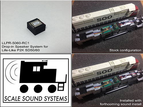 Life-Like Proto 2000 SD50/60