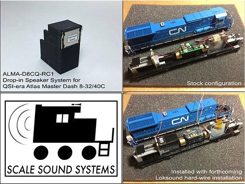 Atlas Master (QSI) Dash 8-32/40C