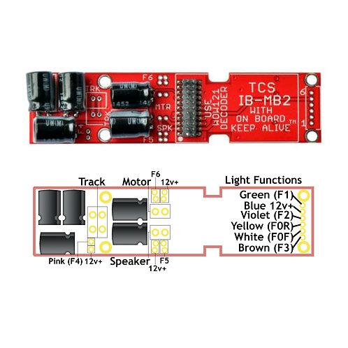 TCS IB-MB2-NC Motherboard