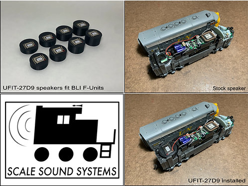 BLI F-Units