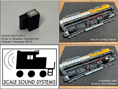 Athearn Genesis SD70ACe