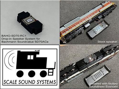 Bachmann Sound Value SD70ACe