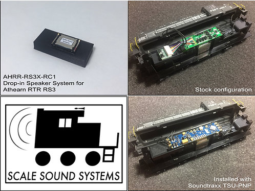 Athearn RTR RS-3