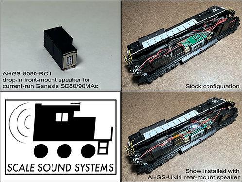 Athearn Genesis SD80/90MAc
