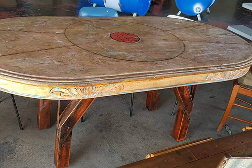 Table asiatisante