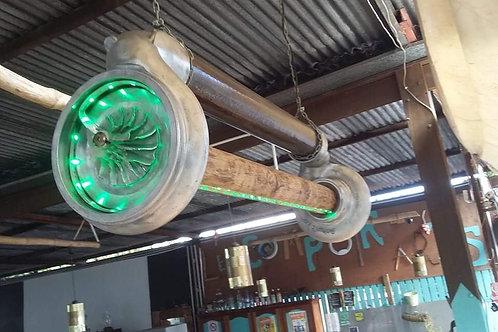 Lampe turbine