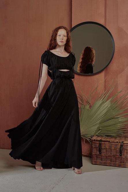 Комплект MY BLACK BLACK костюм