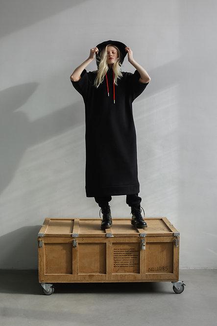 DRESS KEY (платье худи)