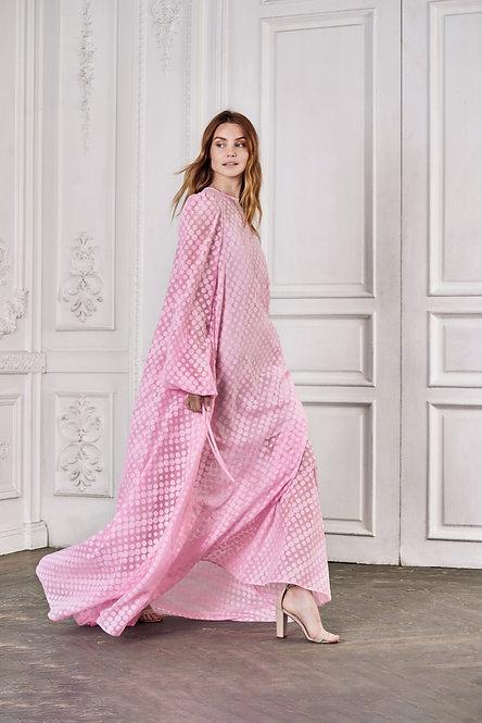 Платье / нежно-розовое