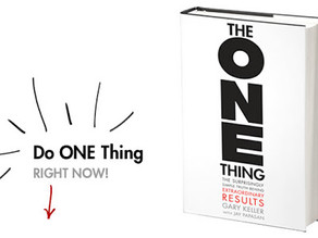 The One Thing!
