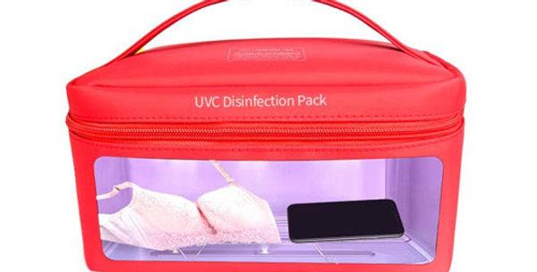 UV steriliser Disinfectant  bag carry case. CE certified.99.99% DISINFECTANT!!