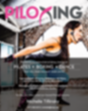 Piloxing with Michelle Williamsburg Brooklyn