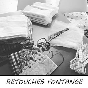 Retouches Fontange