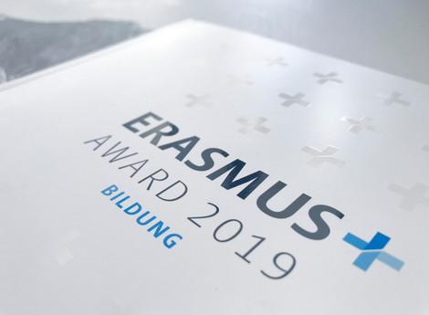 Erasmus+ Award 2019
