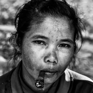 Pakse area, Lao