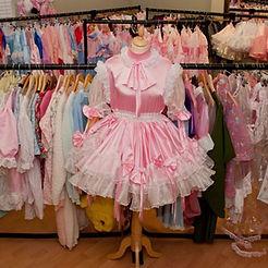 Manchester Crossdressing & Sissy Wardrobe