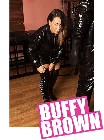 Mistress Buffy Brown - Fetish Emporium Manchester