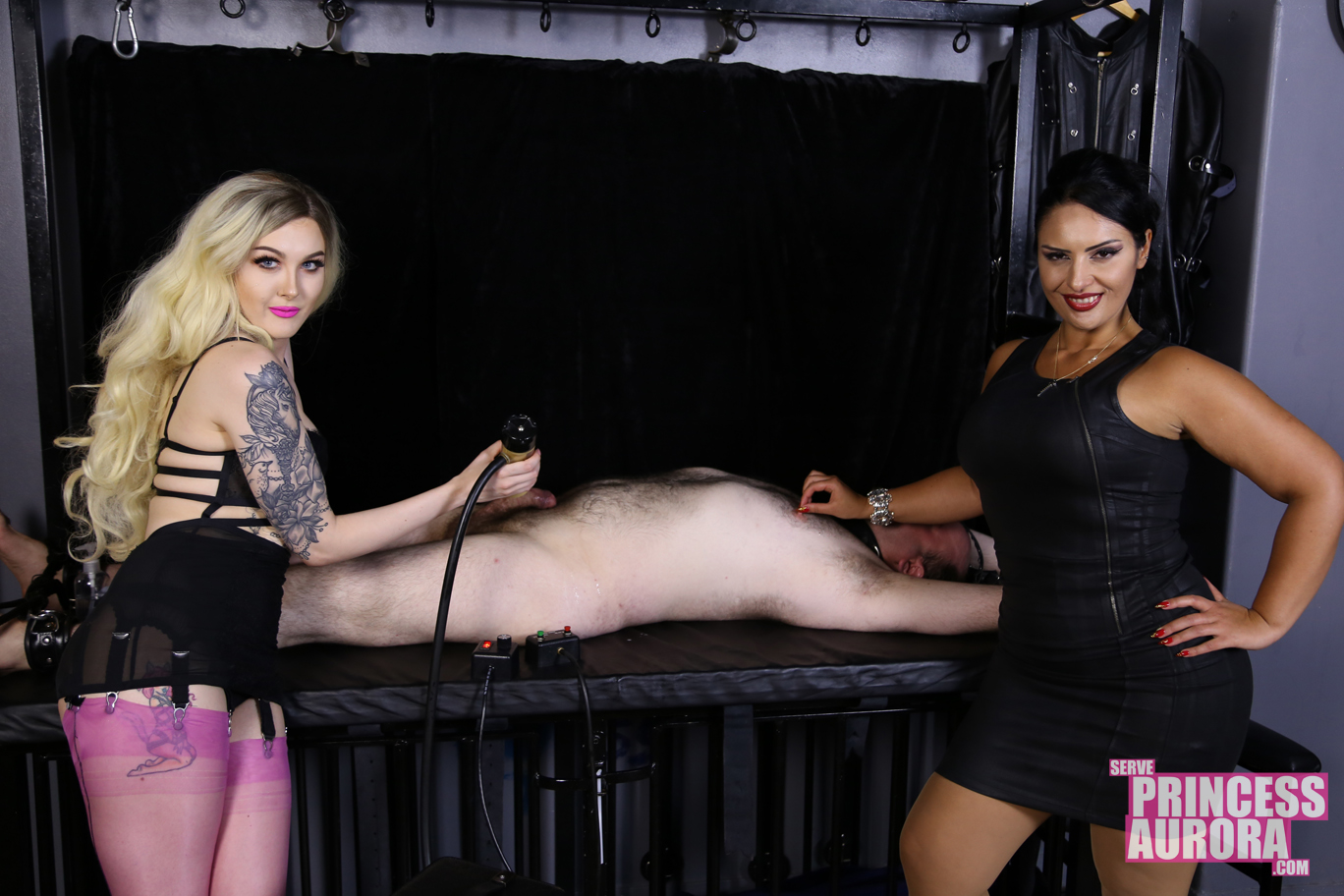 Princess Aurora & Mistress Ezada