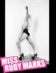 Miss Ruby Marks - Fetish Emporium Manchester