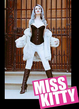 Miss Kitty - Fetish Emporium Manchester