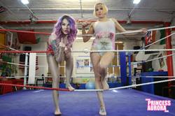 Wrestling Bitches