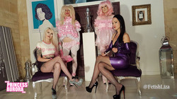 Mistresses and Sissies