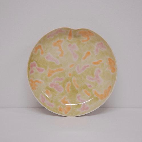 flowerシリーズ 菓子皿