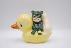 Duck and Bear and Cat