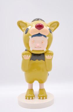 Mascot costume (Lion)